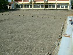 Sanacija krova restorana u Čakovcu