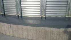 """Izolacija silosa""""Pipo"""" Čakovec"""