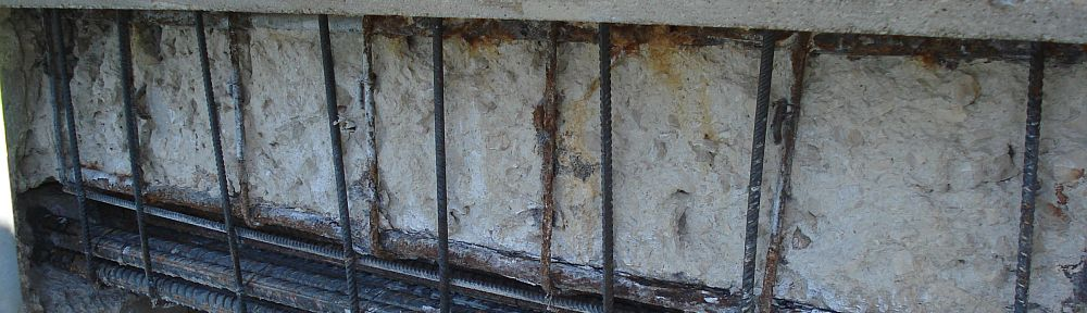 Sanacija betonskih konstrukcija
